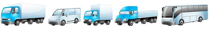 Установка тахографов на автобусы и грузовики